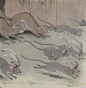 THE MICE AND THE WEASELS – Aesop Fables for Kids