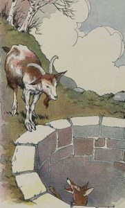 THE FOX AND THE GOAT – Aesop Fables for Kids