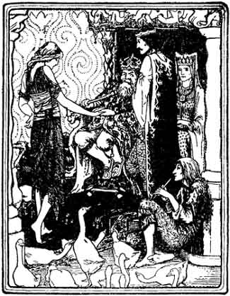 Tattercoats – English Fairy Tales by Joseph Jacobs