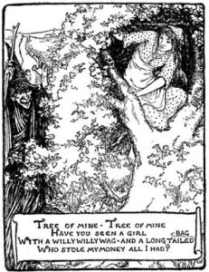 Read more about the article The Old Witch – English Fairy Tales by Joseph Jacobs