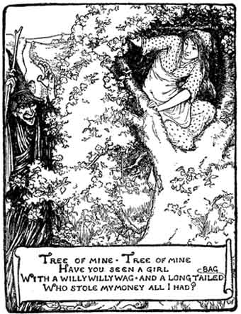 The Old Witch – English Fairy Tales by Joseph Jacobs