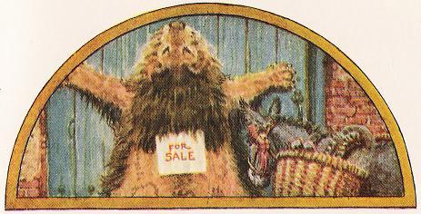 The Ass In The Lion's Skin – Jean De La Fontaine Fables