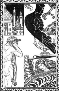 Read more about the article THE NIGHTINGALE IN THE MOSQUE – Slavic Fairy Tales