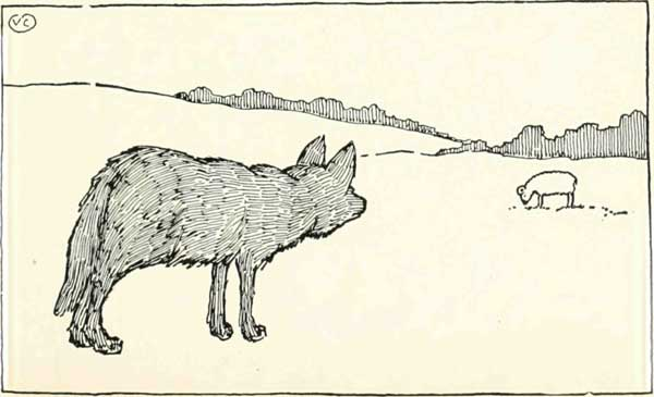 THE HUNGRY WOLF – Russian Fairy Tales – Pictures