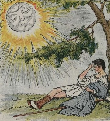 THE NORTH WIND AND THE SUN - Aesop Fables for Kids