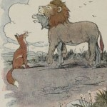 THE ASS IN THE LION'S SKIN – Aesop Fables for Kids