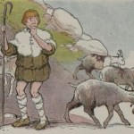 THE GOATHERD AND THE WILD GOATS – Aesop Fables for Kids
