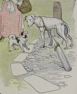 THE MISCHIEVOUS DOG – Aesop Fables for Kids