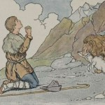 THE SHEPHERD AND THE LION – Aesop Fables for Kids