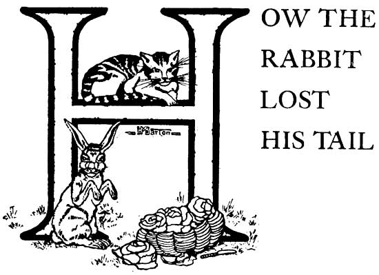 How the Rabbit Lost His Tail – Brazilian Fairy Tales