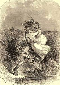 Read more about the article THE MAN WITH HIS LEG TIED UP – THE INDIAN FAIRY BOOK BY CORNELIUS MATHEWS