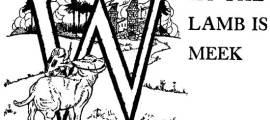 Why the Lamb Is Meek – Brazilian Fairy Tales