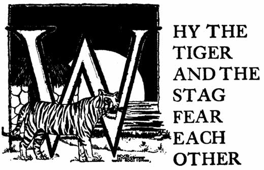 06 Why the Tiger and the Stag