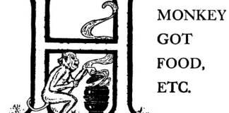 11 How the Monkey Got Food