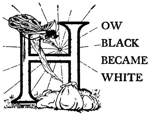 15 How Black Became White