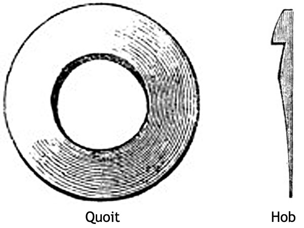 01 Quoits game