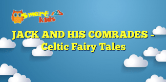 JACK AND HIS COMRADES – Celtic Fairy Tales