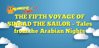 THE FIFTH VOYAGE OF SINBAD THE SAILOR – Tales from the Arabian Nights