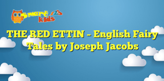 THE RED ETTIN – English Fairy Tales by Joseph Jacobs