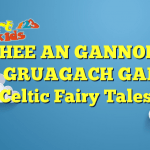 THE SHEE AN GANNON AND THE GRUAGACH GAIRE – Celtic Fairy Tales