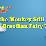 Read more about the article Why the Monkey Still Has a Tail – Brazilian Fairy Tales