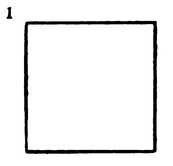 Drawing for kids step by step - How to draw Cube 1