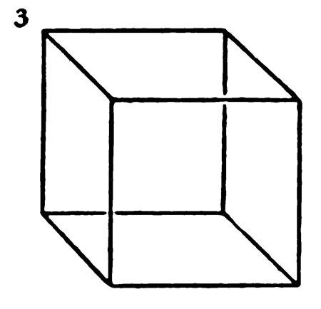Drawing for kids step by step - How to draw Cube 3