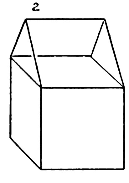 how to draw a house step by step 2
