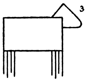 Sheep Toy - Drawing for kids step by step 3