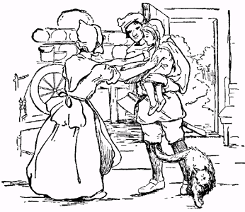 Little Red Riding Hood Story With Pictures - image 6
