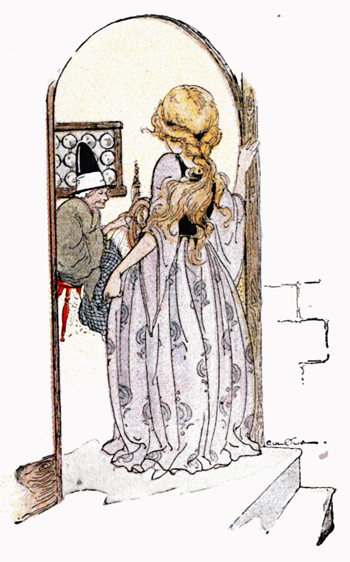 The Sleeping Beauty short story with pictures - image 4