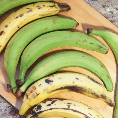 How to Peel Plantains
