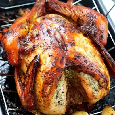 How to roast a turkey perfectly
