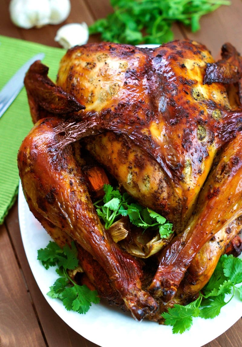5 last-minute dishes to prepare for Thanksgiving dinner.