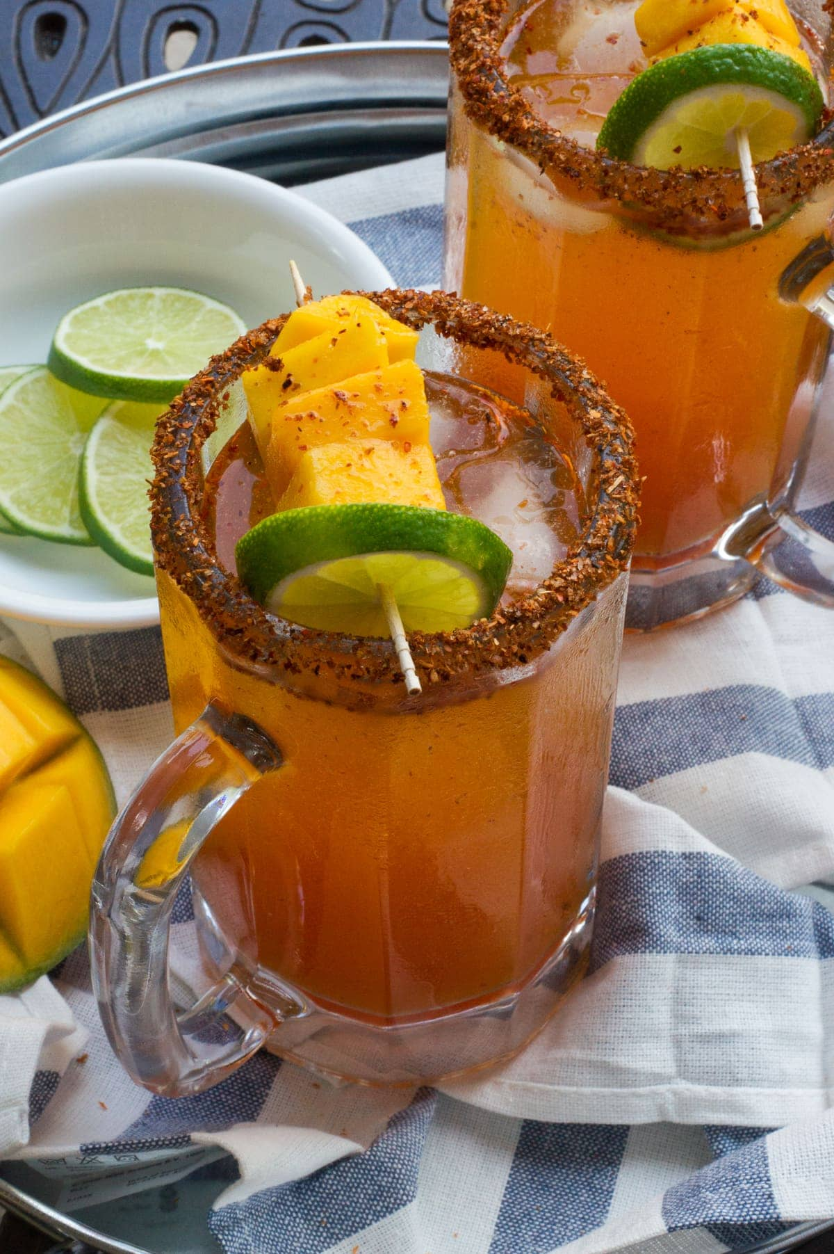Micheladas De Mango Picante Smart Little Cookie