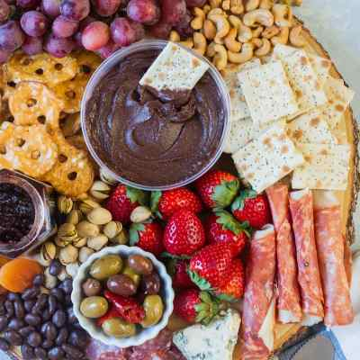 Sweet and Salty Party Platter