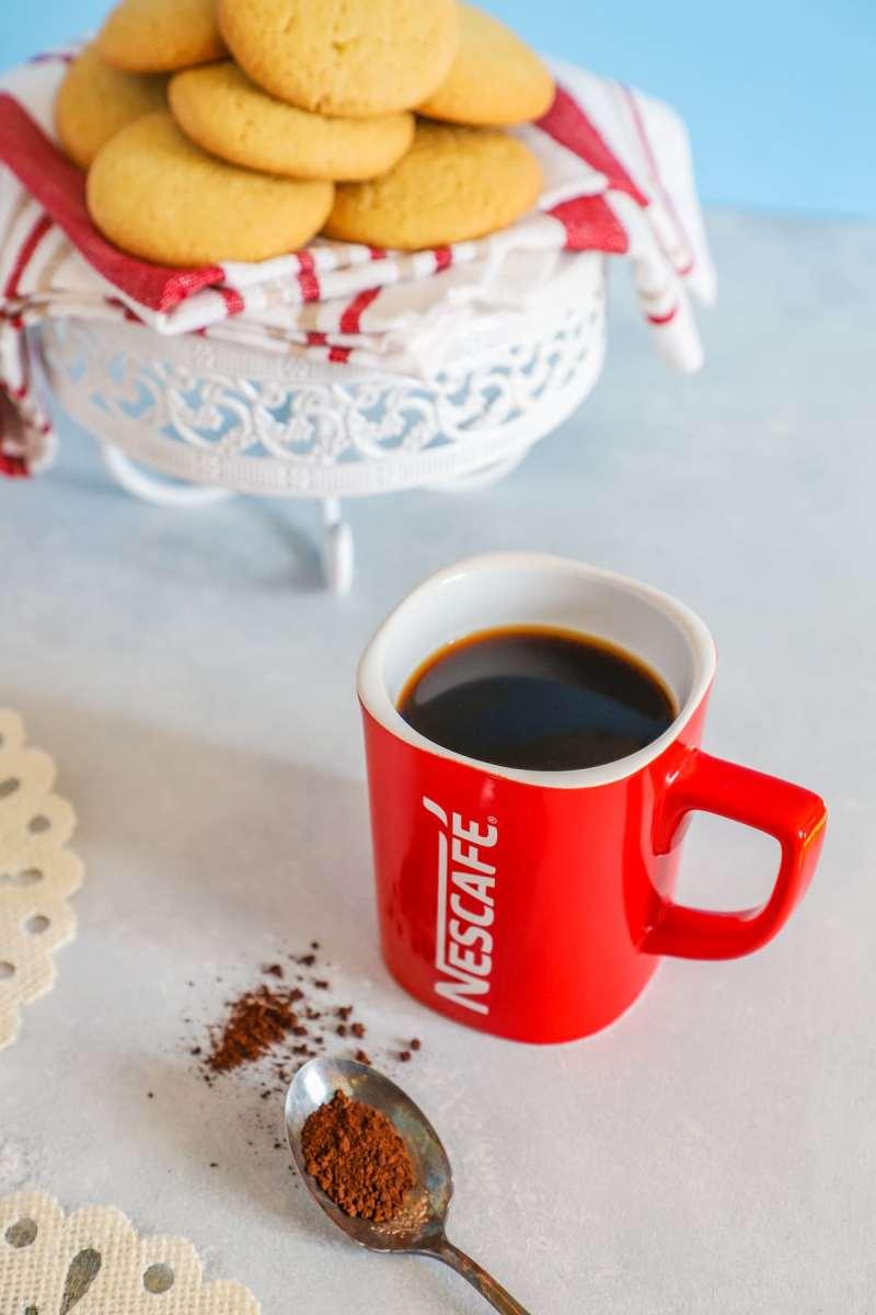 Butter Cookies (Mantecaditos) - Smart Little Cookie