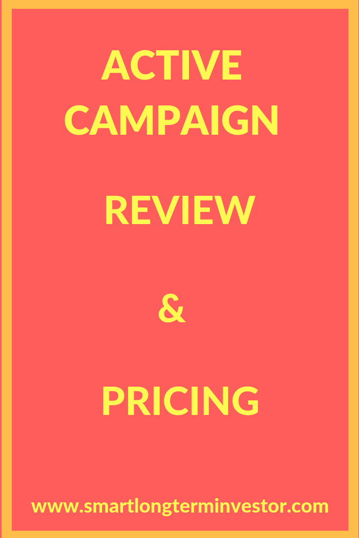 ActiveCampaign Review [2021] - Is This The Smartest Email Marketing Software?