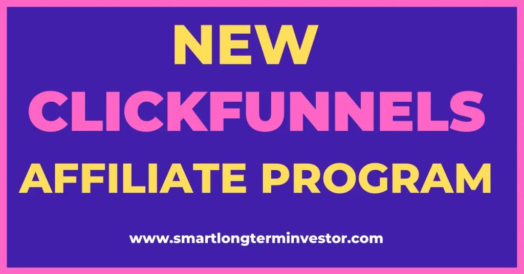 New ClickFunnels Affiliate Program has a tiered structure starting from 20% recurring commission for new affiliates to 40% when you have over 40 subscribers