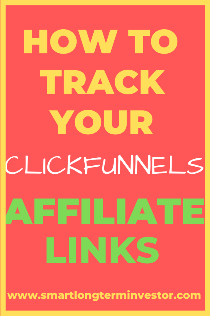 How To Track ClickFunnels Affiliate Links With ClickMagick using SubIDs and Postback URL.