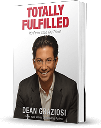 Totally Fulfilled was Dean Graziosi's first book. Published in May 2006, it became a NY Times best seller. In thee book, Dean provides the tools to achieve success in all aspects of your life drawing on his personal experiences.