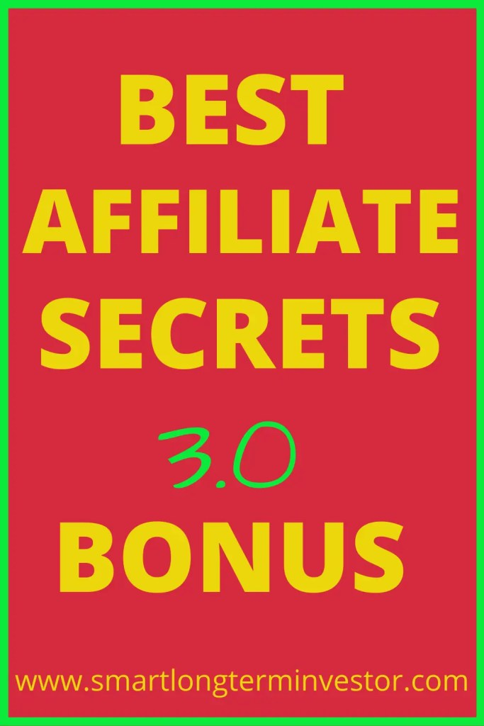 Best Bonus Package for Spencer Mecham's Affiliate Secrets 3.0 affiliate marketing course that provides robust training for beginners to build a digital marketing online business from scratch with no experience and little money.
