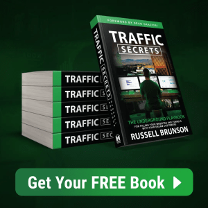 Traffic Secrets Book From Russell Brunson