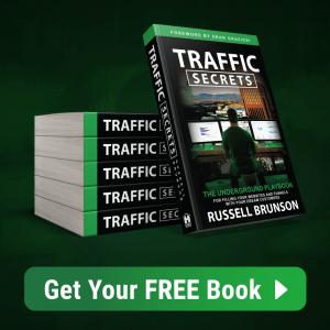 Traffic Secrets Book From Russell Brunson