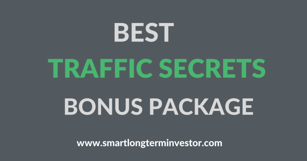 Best Traffic Secrets Bonus Package Available Today When You Buy Russell Brunson's Traffic Secrets Book Through My Affiliate Link
