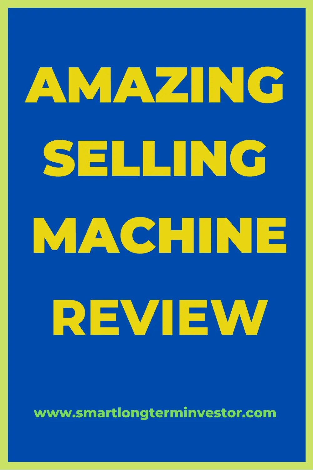 Amazing Selling Machine (ASM12) 2020 Review: Still The Best Amazon FBA Course?
