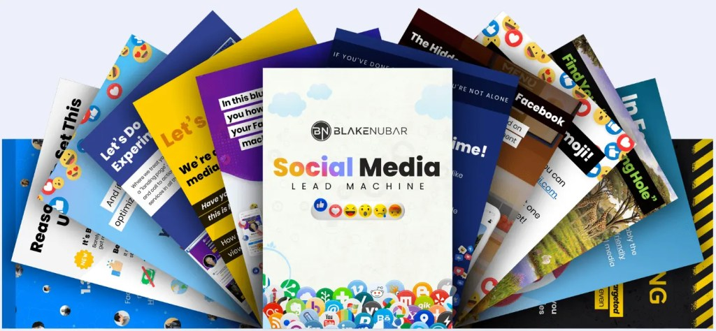 The Social Media Lead Machine lets you transform your Facebook profile to generate unlimited free leads and sales for any type of business.
