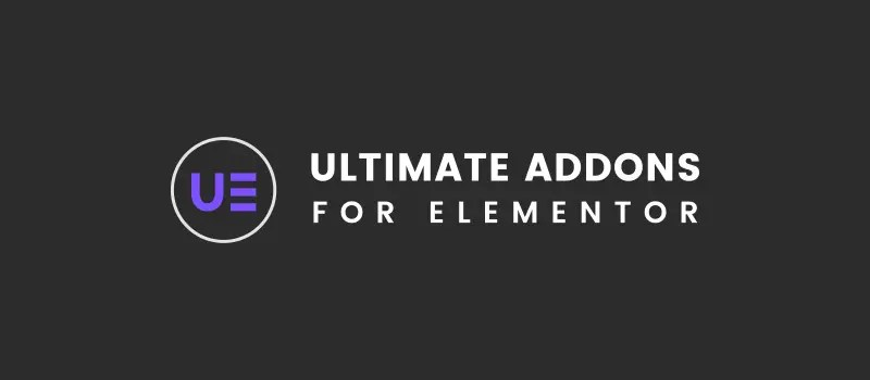 Ultimate Add-Ons For Elementor is a library of unique Elementor Widgets to add more functionality and flexibility to the Elementor page builder