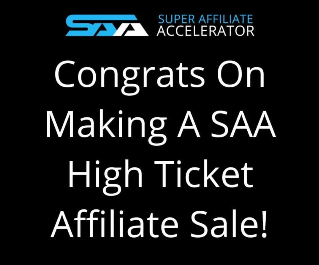 Super Affiliate Accelerator is an exclusive training program created by Jacob Caris that focuses on teaching you how to make high ticket affiliate sales using Facebook #superaffiliateaccelerator