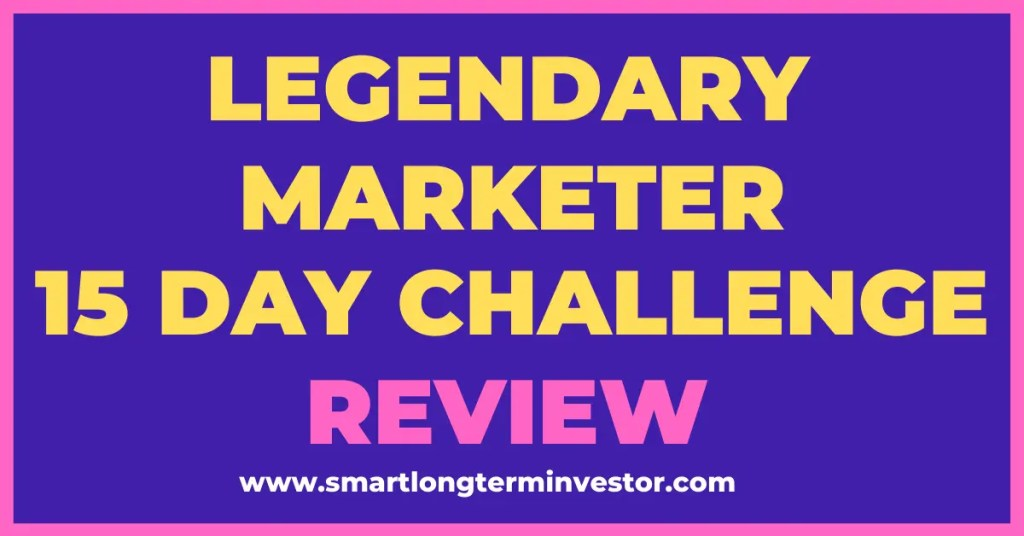 Legendary Marketer 15 Day Challenge is a foundational training to start and grow a freelance high profit and high margin digital marketing business